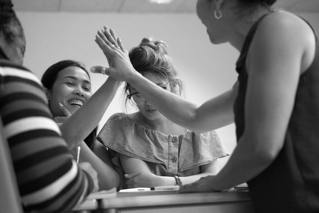 Danskuddannelsen i Greve har mange elever, som er engagerede i at lære dansk