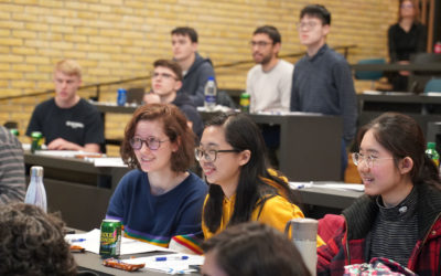 Er du studerende i Danmark?
